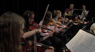 Orkestrepetitie