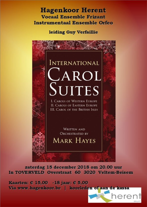 Concert Carol Suites
